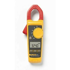 New Fluke 324 40 400a Ac 600v Ac dc True rms Clamp Meter With Temperature