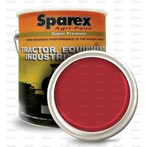 Ih Red Thur 1984 Gallon Enamel Tractor And Equipment Paint