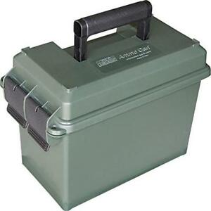 Mtm 50 Caliber Ammo Storage Can Heavy-Duty Waterproof Made In Usa Comfort Comfor