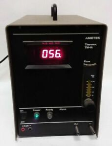 Ametek Thermox Tm ia Oxygen Analyzer