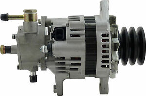 Isuzu Npr Nqr Models Isuzu 4 8l 4he1 Engine Alternator New