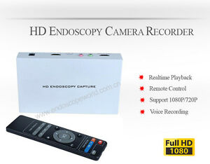 Hd Endoscopy Camera Recorder 1080p Endoscope Borescope Medical Surgery Hdmi