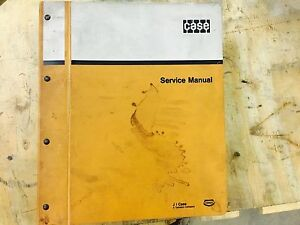 Case 680l Loader Backhoe Shop Technical Repair Manual Service