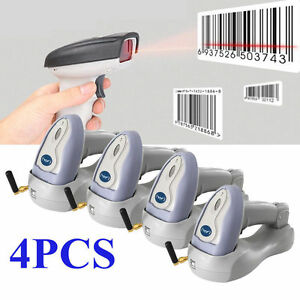 4pcs Symbol Ls4278 Cradle Stb4278 Wireless Barcode Scanner Bluetooth Usb Hl