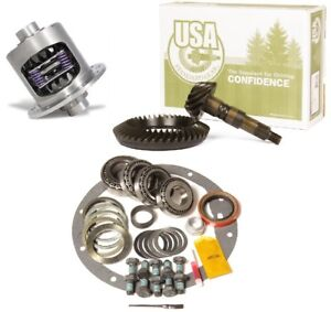 Gm 8 875 Chevy 12 Bolt C10 Truck 4 11 Ring And Pinion Duragrip Posi Usa Gear Pkg