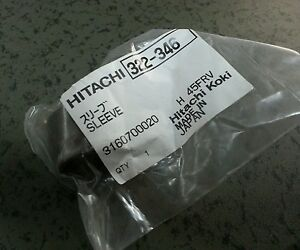 322 346 Sleeve Hitachi For Demolition Hammer