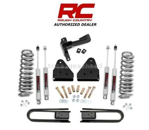 2008 10 Ford F 250 F 350 Super Duty 4wd 3 Rough Country Lift Kit W n3 521 20