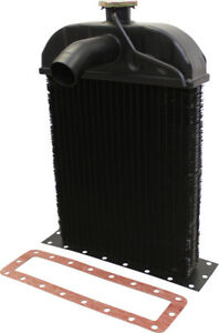 351878r92 Radiator For International Cub Tractor