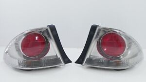 Jdm Toyota Altezza Sxe10 Gxe10 Lexus Is200 Is300 Tail Lights Lamps 1 Pairs Oem