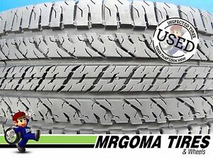 1 Bf Goodrich Long Trail Ta Tour 225 65 17 Used Tire 9 8 32 Rmng 102h 2256517