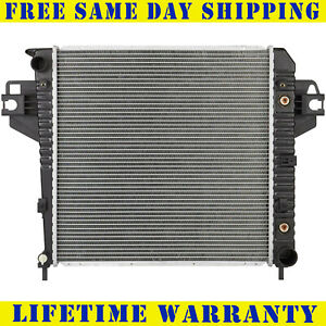 Radiator For 2002 2006 Jeep Liberty 3 7l V6 Lifetime Warranty Fast Free Shipping