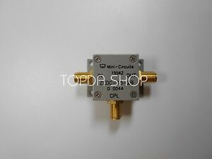 1pc Mini Circuits Zedc 15 2b Mini 1 1000mhz Sma Coaxial Directional Coupler