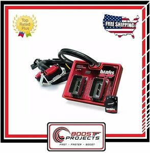 Banks Power Six gun Diesel Tuner For 03 07 Ford F250 F350 6 0l 03 05 Excursion