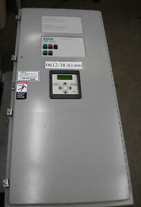 Used Outdoor Automatic Transfer Switch N3r 260a 3 Phase 480y 277 Volts Asco