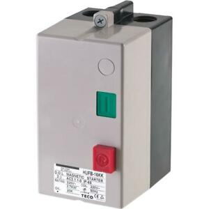 T24104 Grizzly Magnetic Switch 3 phase 220v Only 5 Hp 15 20a