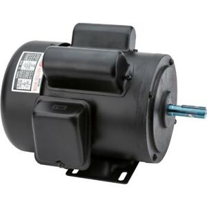 G2532 Grizzly Motor 1 Hp Single phase 1725 Rpm Tefc 110v 220v