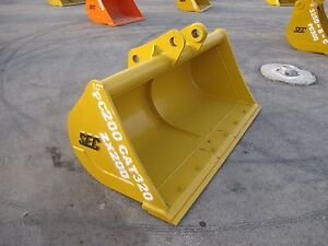 Sec Excavator Ditching Bucket To Fit 20 Ton cat320 zx200 pc200 sk200 And More