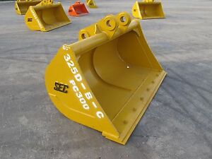 Sec Excavator Ditching Bucket To Fit A 25 Ton jd240 ex220 zx270 cat325