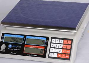 Prime Scales Ps c30ks Portable Counting Scale 6 6 Lb X 0 0002 Lb Ac Adapter