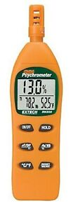 Brand New Extech Rh300 Humidity Meter With Dew Point