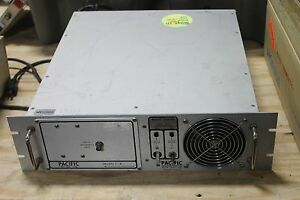 Pacific Power Source Fscm 57148 Model 103k xr Power Source