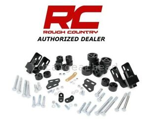 2007 2013 Chevrolet Gmc 1500 2wd 4wd 1 25 Rough Country Body Lift Kit rc701