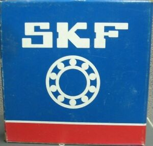 Skf Nu 2207 Ecp Cylindrical Roller Bearing Straight Bore Removable Inner Ri