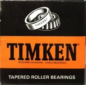 Timken 5520 Tapered Roller Bearing Single Cup Standard Tolerance Straight