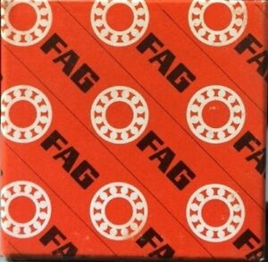 Fag 6321c3 Single Row Deep Groove Ball Bearing