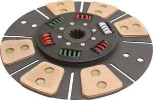 328 0175 41 Clutch Disc 6 Pad For Case Ih 385 395 485 495 585 595 Tractors