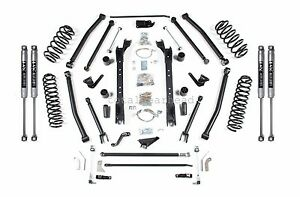 1997 2006 Jeep Tj Wrangler 6 5 Bds Long Arm Lift Kit W Nx2 Shocks 467h