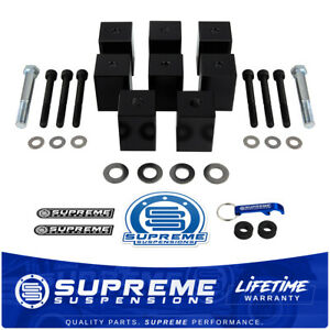 For 1997 2006 Jeep Wrangler Tj 2 Inch Billet Spacers Seat Risers 2wd 4wd
