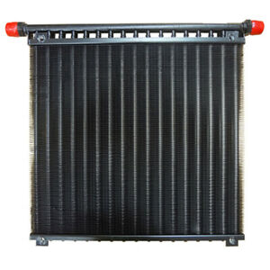 87014828 Skid Steer Loader Hydraulic Oil Cooler Fits Ford New Holland