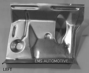 Ford Car Toeboard Toe Board Floor Pan Left 1949 1951 349l Ems