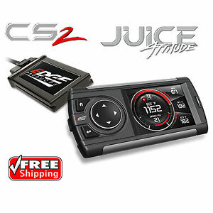 Edge 11400 Cs2 Juice With Attitude Tuner For 99 03 Ford F250 F350 Excursion 7 3l