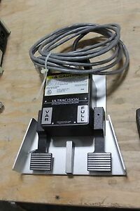 Ultracision Ethicon Endo surgery Foot Pedal Control Switch