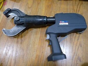 Huskie Tools Rec 585yc Robo Cut Cordless Battery Cable Cutter