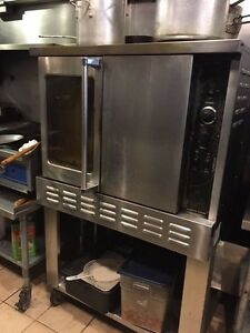 American Brand Commercial Convection Oven