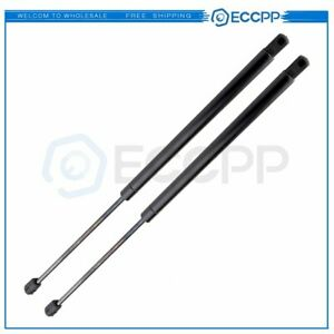 2 Front Hood Charged Gas Lift Supports Struts Shocks For Ford Taurus 2000 06