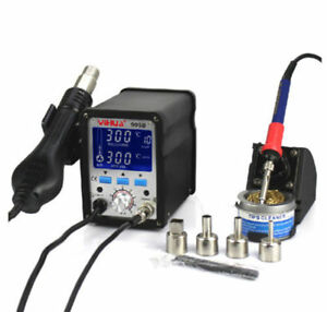 110v 2 in 1 Yihua 995d Soldering Station Used For Motherboard Repair Tools 720w