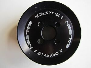 3 125 Pulley Series Iv Supercharger