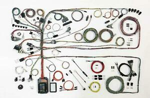 American Auto Wire 1957 1960 Ford Truck Complete Wiring Harness 510651