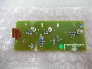 Semy Engineering Myp87000a Led Pcb Assly For Svg Thermco Vtr7000 908121 001