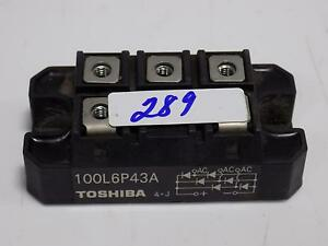 Toshiba Bridge Rectifier 100l6p43a