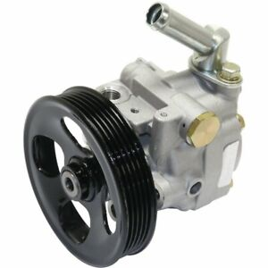 New Power Steering Pump W Pulley For Subaru Forester 2007 2006 2005 2004 2003