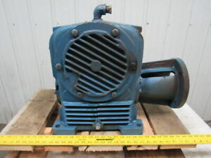 Cone Drive Mhu 50 w2 Gear Reducer Right Angle 70 1 1250 Rpm Input 3 80 Rated