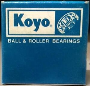 Koyo Gb 2410 Precision Needle Roller Bearing Full Complement Drawn Cup Open