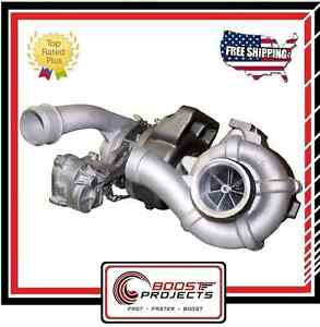 Bd Diesel Twin Turbo System Performance Fits Ford 6 4l 2008 2010 1047081