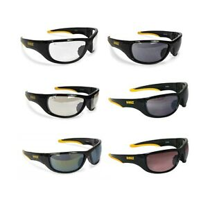 Dewalt Dpg94 Dominator Safety Glasses Radians Clear Lens Work Eyewear