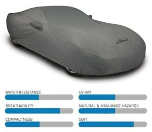 Coverking Triguard Car Cover Good For Both Indoor Outdoor Use Gray